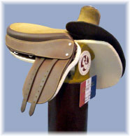 Award winning side saddles