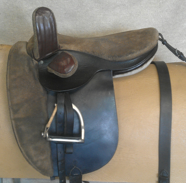 Side saddles for sale by Laura Dempsey, Master Saddler